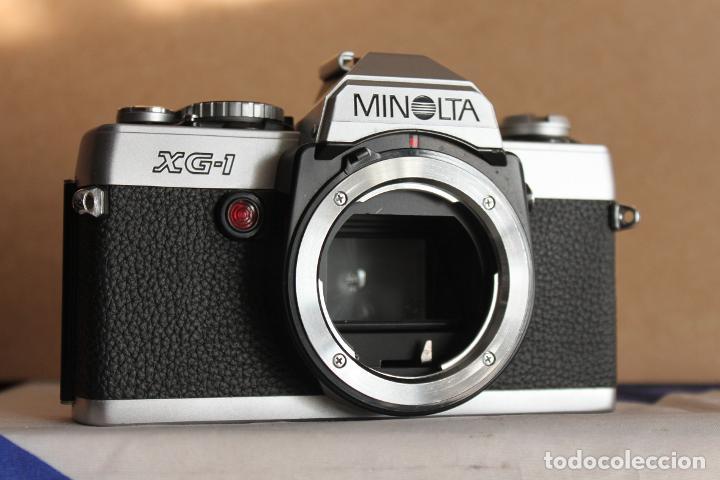 CUERPO MINOLTA XG-1 (Cámaras Fotográficas - Réflex (no autofoco))
