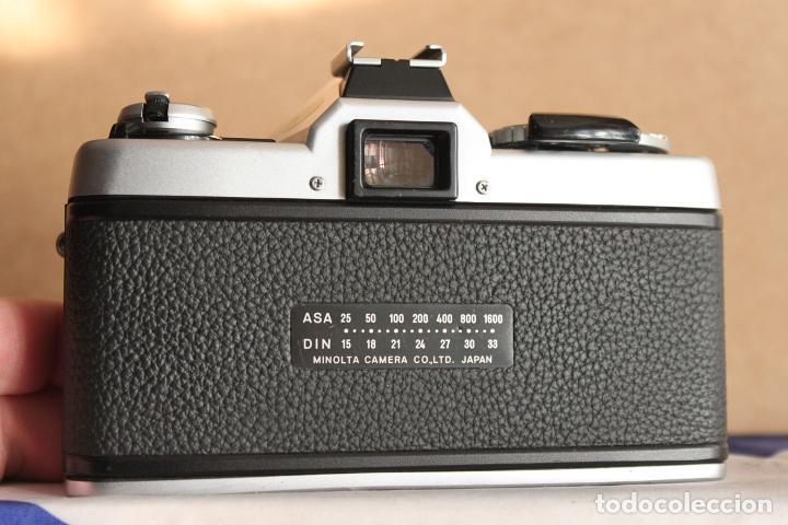 Cámara de fotos: Cuerpo Minolta XG-1 - Foto 2 - 190870873