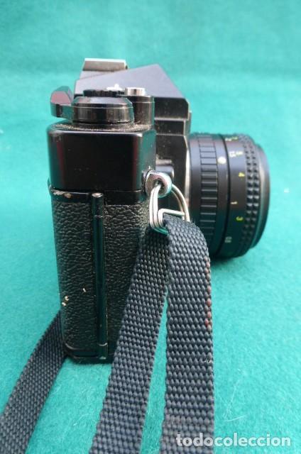 Cámara de fotos: Camara Reflex Ricoch KR 5..Japon. Objetivo 55mm, 2,2.Carga y dispara....Preciosa - Foto 3 - 191264902