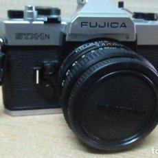 Appareil photos: + CAMARA DE FOTOS FUJICA STX 1N CON FUNDA. Lote 191684495