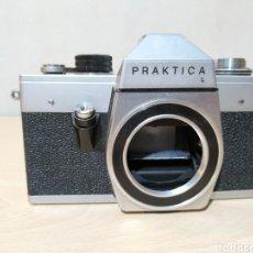 Cámara de fotos: PRAKTICA L SOLO CUERPO SLR - AÑOS 70. Lote 192265808