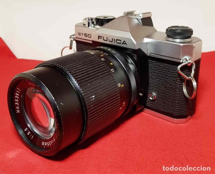 Cámara de fotos: CAMARA FUJICA ST605 N CON TELE 3.5 / 135 MM - Foto 2 - 192801427