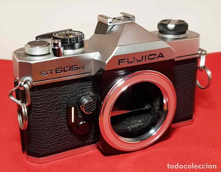 Cámara de fotos: CAMARA FUJICA ST605 N CON TELE 3.5 / 135 MM - Foto 5 - 192801427