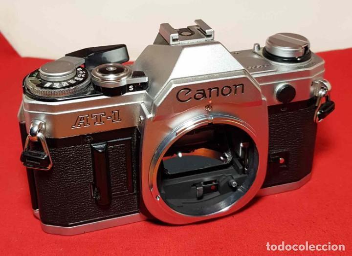 Cámara de fotos: CAMARA CANON AT-1 CON OBJETIVO 2.8 /135 MM - Foto 5 - 192803497