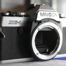 Fotocamere: CUERPO MINOLTA XG-1. Lote 193257518