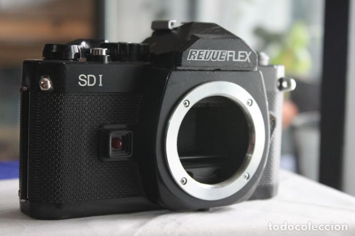 REVUEFLEX SD I (CHINON) (ROSCA 42MM) (Cámaras Fotográficas - Réflex (no autofoco))