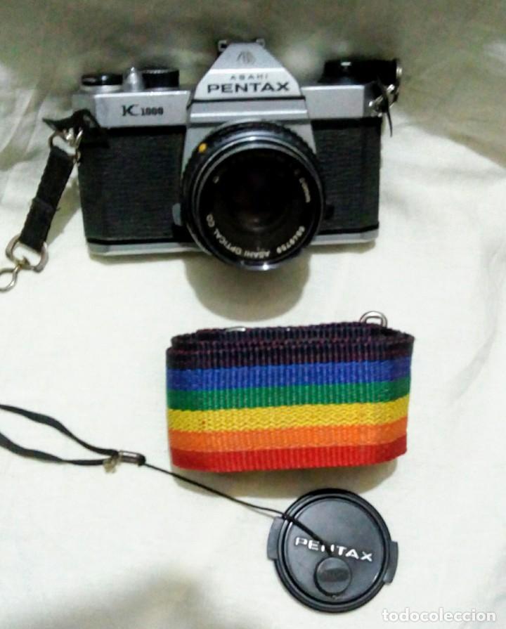 Cámara de fotos: Cámara Pentax K1000 ASAHI - Foto 5 - 194064973
