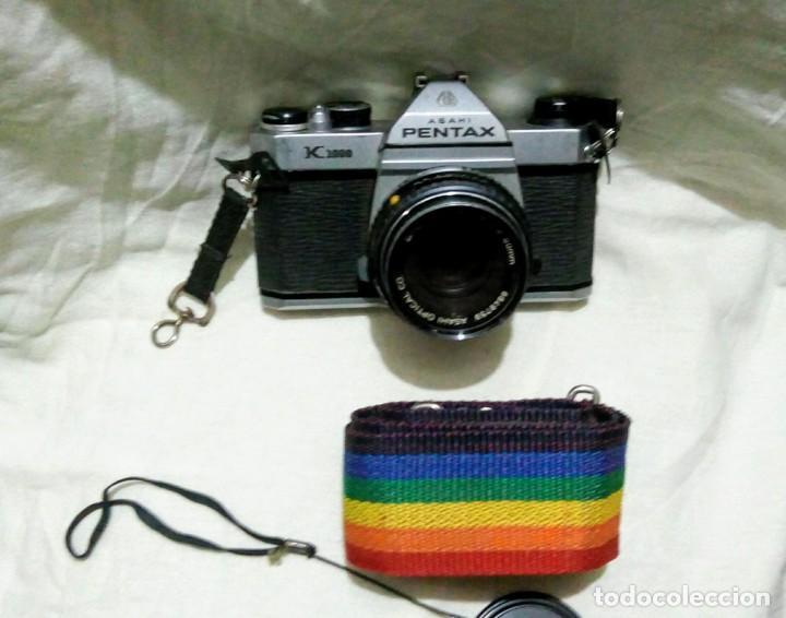 Cámara de fotos: Cámara Pentax K1000 ASAHI - Foto 7 - 194064973