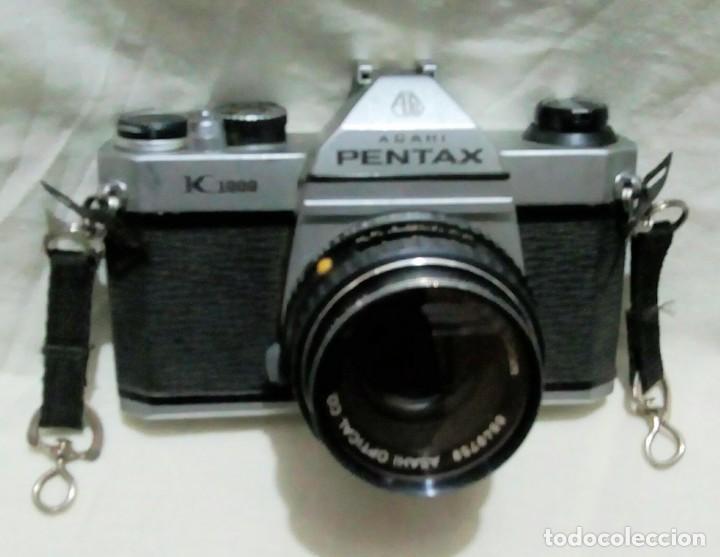 Cámara de fotos: Cámara Pentax K1000 ASAHI - Foto 2 - 194064973
