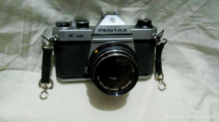 Cámara de fotos: Cámara Pentax K1000 ASAHI - Foto 11 - 194064973
