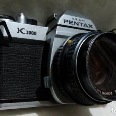 Cámara de fotos: CÁMARA PENTAX K1000 ASAHI. Lote 194064973