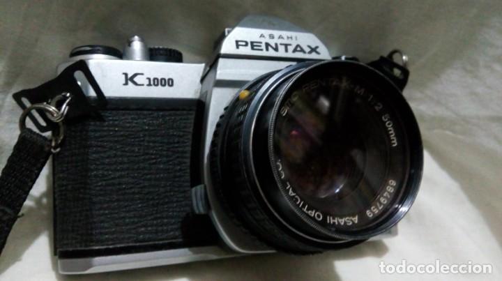 Cámara de fotos: Cámara Pentax K1000 ASAHI - Foto 6 - 194064973