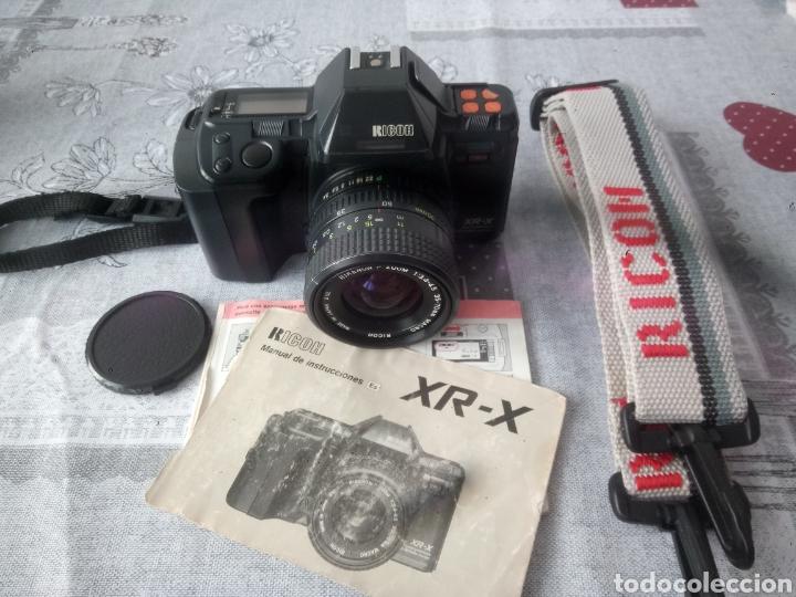 Cámara de fotos: Cámara fotográfica Ricoh XR-X - Foto 2 - 194224398