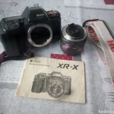 Cámara de fotos: CÁMARA FOTOGRÁFICA RICOH XR-X. Lote 194224398