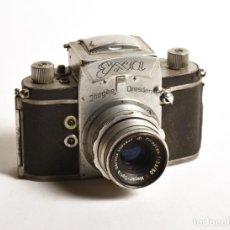 Cámara de fotos: CAMARA EXA EXAKTA. Lote 194229905