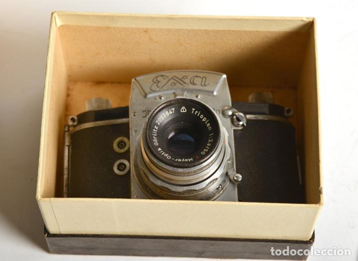 Cámara de fotos: camara EXA EXAKTA - Foto 2 - 194229905