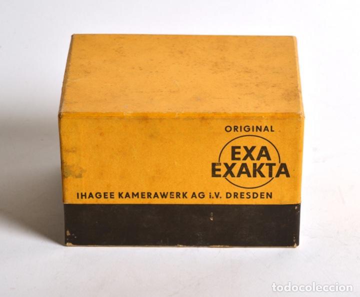 Cámara de fotos: camara EXA EXAKTA - Foto 3 - 194229905