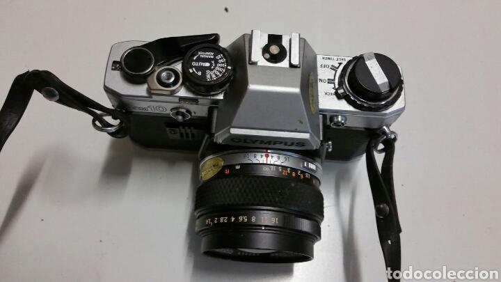 OLIMPUS OM 10 (Cámaras Fotográficas - Réflex (no autofoco))