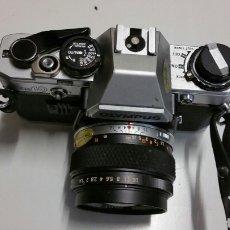 Cámara de fotos: OLIMPUS OM 10. Lote 194245493