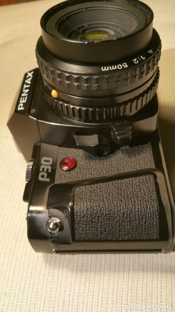 Cámara de fotos: CAMARA PENTAX P30 OBJETIVO PENTAX-A SMC 1.2 50mm - Foto 2 - 194393606