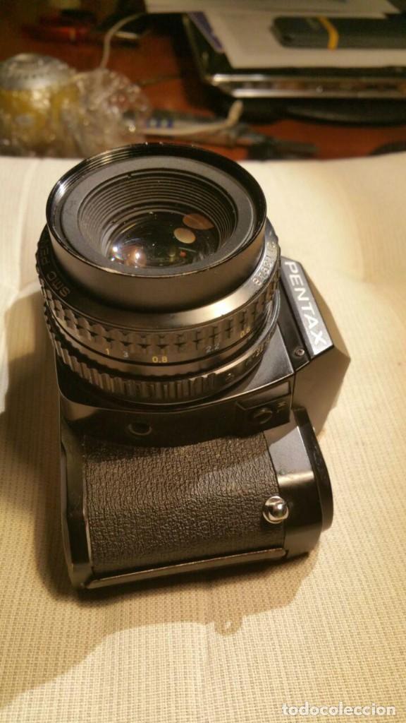 Cámara de fotos: CAMARA PENTAX P30 OBJETIVO PENTAX-A SMC 1.2 50mm - Foto 3 - 194393606