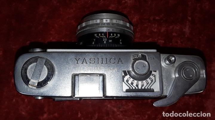 Cámara de fotos: CÁMARA FOTOGRÁFICA YASHICA MINISTER D. (CIRCA 1965). JAPÓN - Foto 7 - 167194112