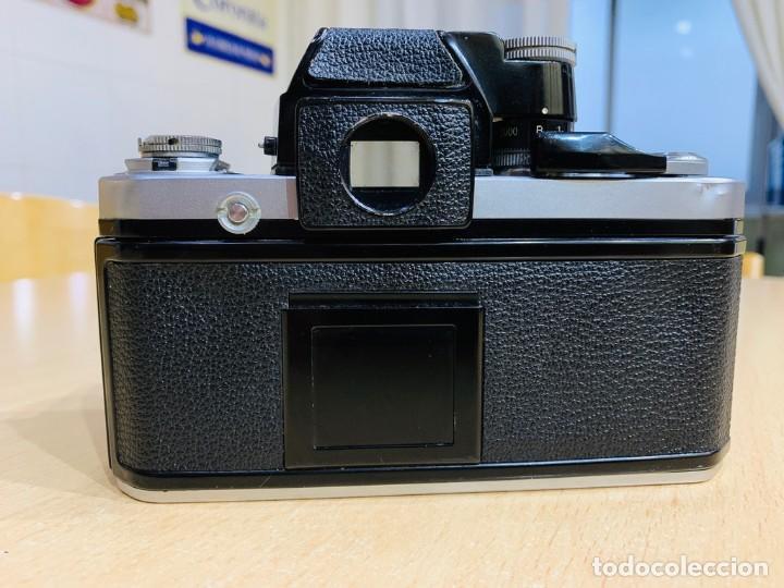 Cámara de fotos: NIKON F2 CON 50MM 1.4 - Foto 5 - 194685865