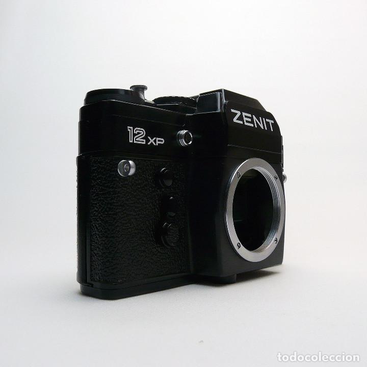 CAMARA REFLEX ANALOGICA ZENIT 12XP –A CARRETE-REF OP-10 (Cámaras Fotográficas - Réflex (no autofoco))