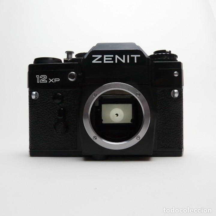 Cámara de fotos: CAMARA REFLEX ANALOGICA ZENIT 12XP –A CARRETE-Ref Op-10 - Foto 2 - 194954048