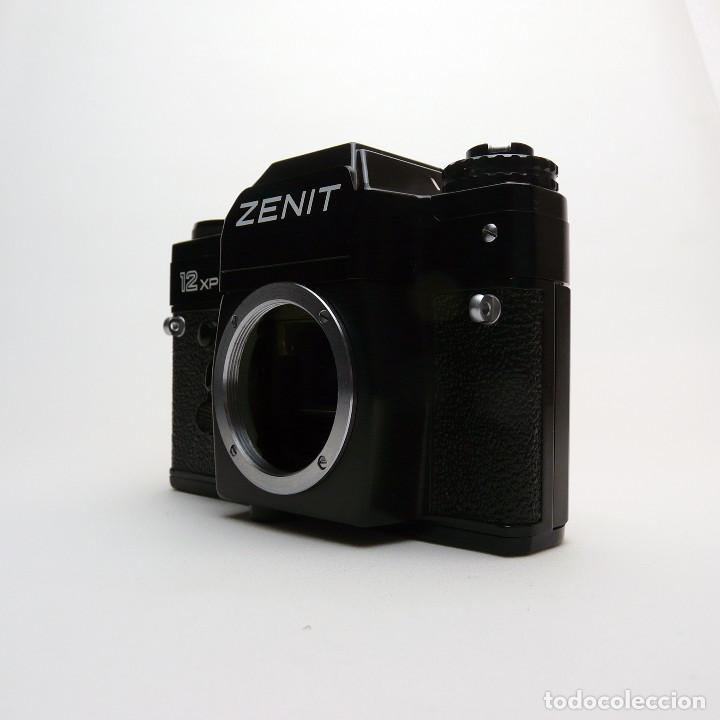 Cámara de fotos: CAMARA REFLEX ANALOGICA ZENIT 12XP –A CARRETE-Ref Op-10 - Foto 3 - 194954048