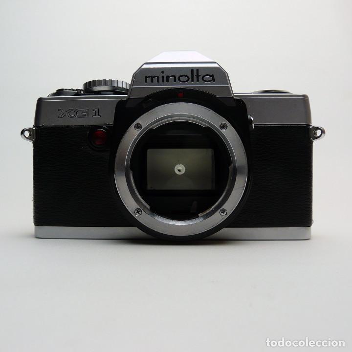 Cámara de fotos: CAMARA REFLEX ANALOGICA MINOLTA XG-1-defectuosa-Ref 28 - Foto 2 - 194954186
