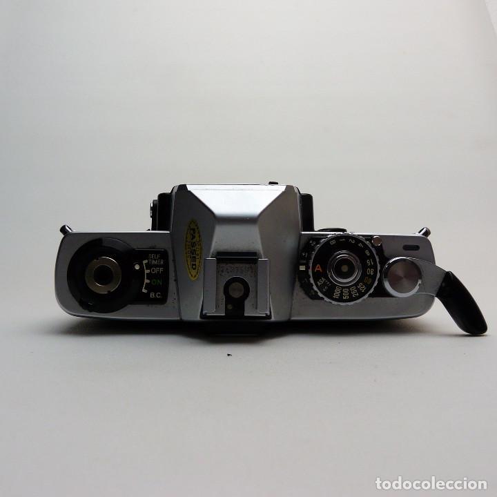Cámara de fotos: CAMARA REFLEX ANALOGICA MINOLTA XG-1-defectuosa-Ref 28 - Foto 4 - 194954186