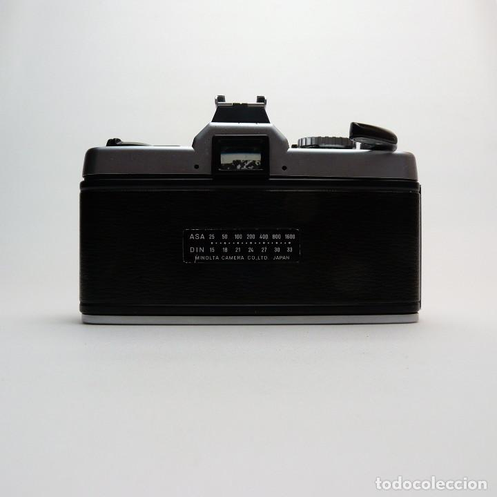 Cámara de fotos: CAMARA REFLEX ANALOGICA MINOLTA XG-1-defectuosa-Ref 28 - Foto 6 - 194954186