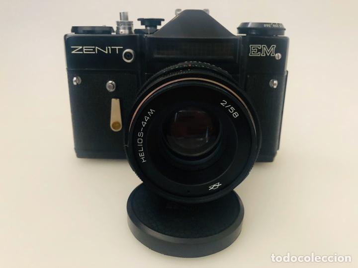 Cámara de fotos: Zenit EM - Foto 3 - 195095747