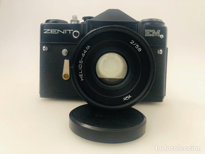 Cámara de fotos: Zenit EM - Foto 4 - 195095747