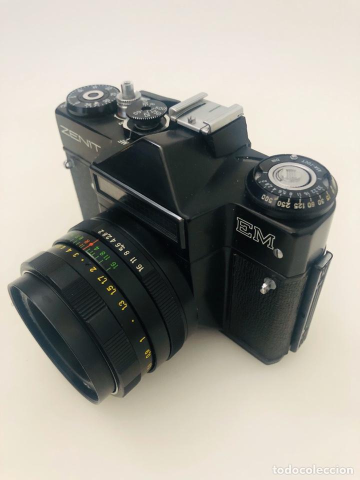 Cámara de fotos: Zenit EM - Foto 7 - 195095747