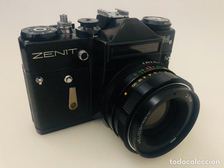 ZENIT EM (Cámaras Fotográficas - Réflex (no autofoco))
