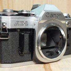 Cámara de fotos: CANON AE-1 (PARA REPARAR). Lote 195290401
