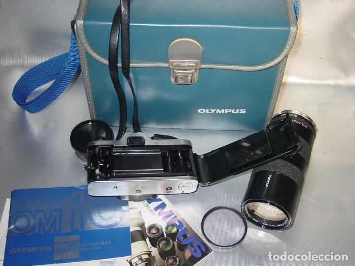 Cámara de fotos: OLYMPUS OM-10 (Tamron ZOOM MACRO 1:4.5 f=85-210mm) - Foto 6 - 195332812
