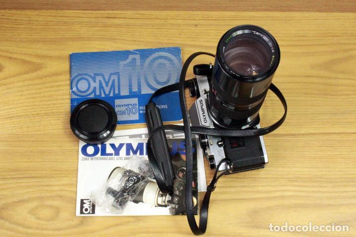 Cámara de fotos: OLYMPUS OM-10 (Tamron ZOOM MACRO 1:4.5 f=85-210mm) - Foto 2 - 195332812