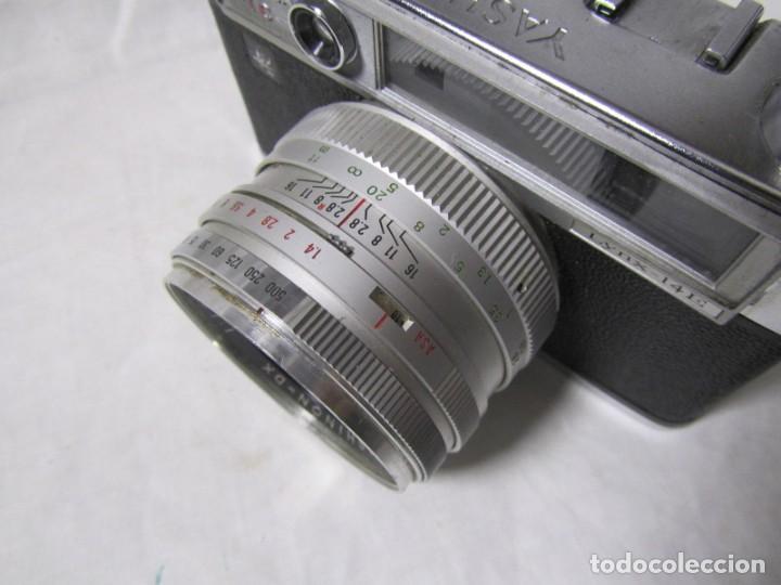 Cámara de fotos: Cámara fotográfica Yashica IC con funda original - Foto 4 - 195665512