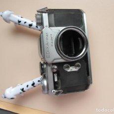 Fotocamere: EDIXA - MAT KADETT + DOS VISORES ( DE CINTURA, Y PENTAPRISMA )- 42MM.+ FUNDA- AÑO 1964 - COLECCIÓN. Lote 269583213