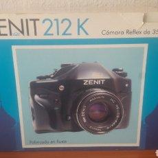 Cámara de fotos: ZENIT 212 K. Lote 198115505