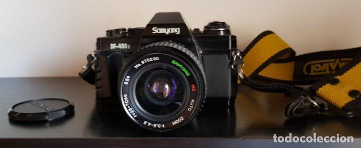 Cámara de fotos: SAMYANG DF 400 X CON FLASH DOBLE + JUEGO DE FILTROS + GUIA MANUAL DE INSTRUCCIONES - Foto 4 - 198613795