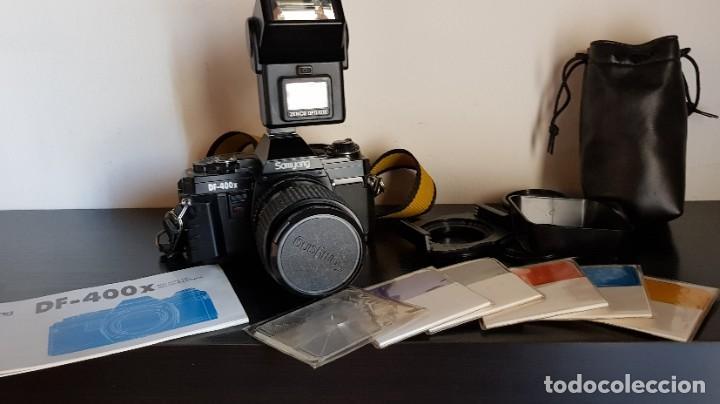 Cámara de fotos: SAMYANG DF 400 X CON FLASH DOBLE + JUEGO DE FILTROS + GUIA MANUAL DE INSTRUCCIONES - Foto 6 - 198613795