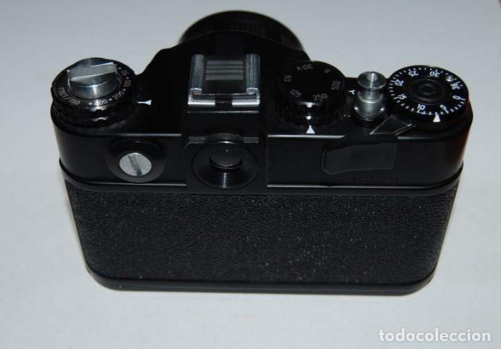 Cámara de fotos: CAMARA DE FOTOS DE FABRICACIÓN SOVIETICA ZENIT 12 XP CON FUNDA - Foto 4 - 198845697
