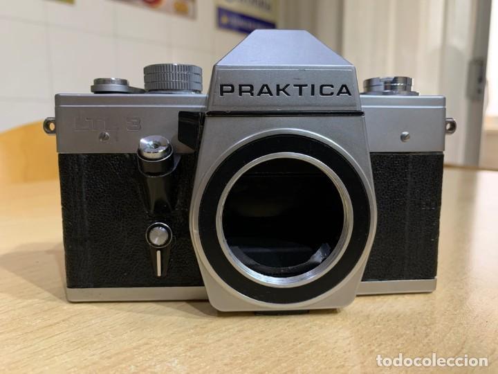 PRAKTICA LTL3 (Cámaras Fotográficas - Réflex (no autofoco))