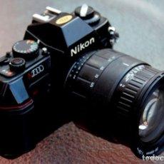 Cámara de fotos: NIKON 2000N.CON ZOOM 28 80 F/2,8-4. Lote 199630006