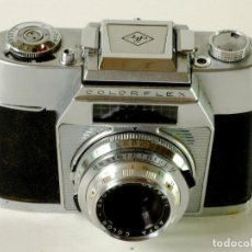 Cámara de fotos: CÁMARA FOTOGRÁFICA AGFA COLORFLEX (1958-1963). Lote 199911447