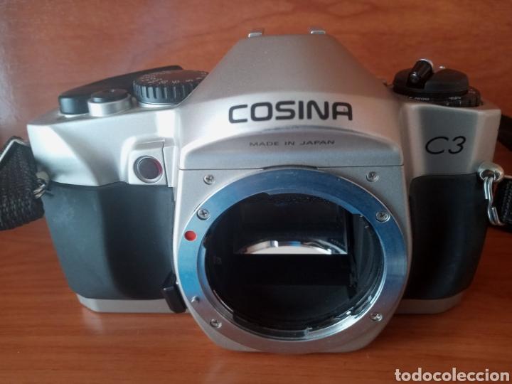 CUERPO COSINA C - 3 (Cámaras Fotográficas - Réflex (no autofoco))